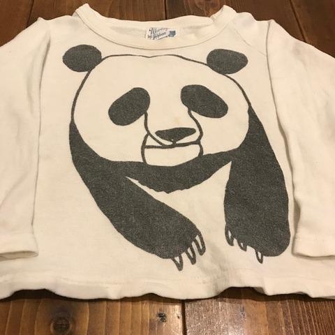 マーキーズパンダTシャツ
