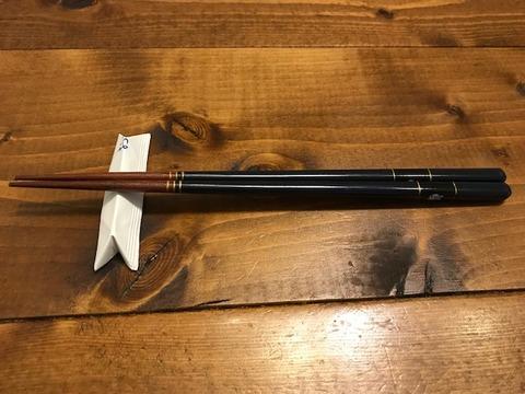割りばし袋で箸置きの作り方7