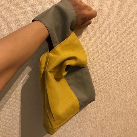 スマホも財布もまとめてヴェルソデザインhappybag3