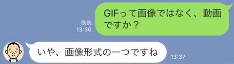 GIFは画像です
