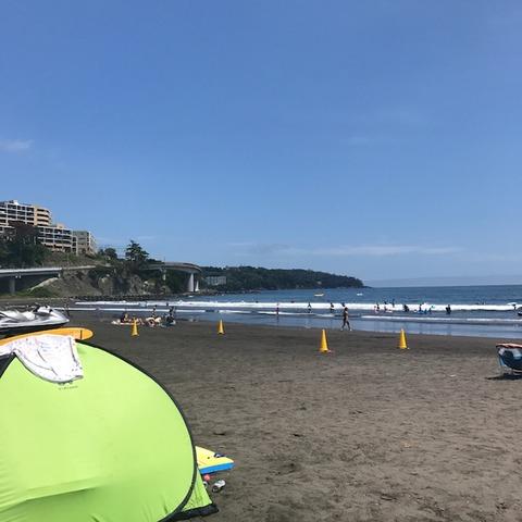 吉浜の海2