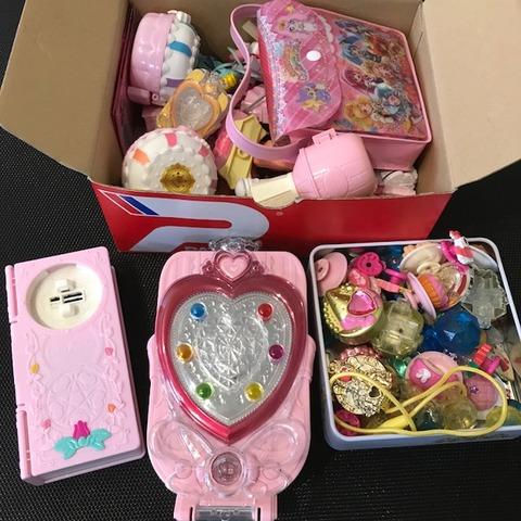 プリキュアおもちゃコレクション