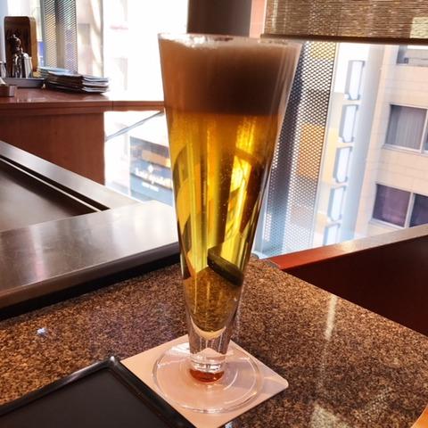 銀座季楽ビール