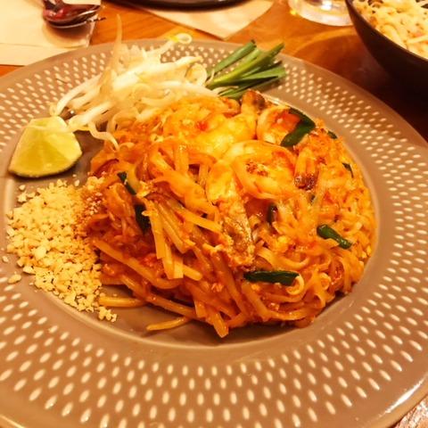 タイ料理パッタイ