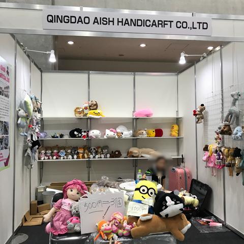 東京おもちゃショーシュールなブース