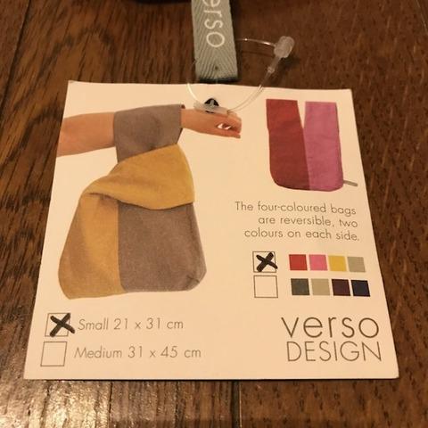 スマホも財布もまとめてヴェルソデザインhappybag