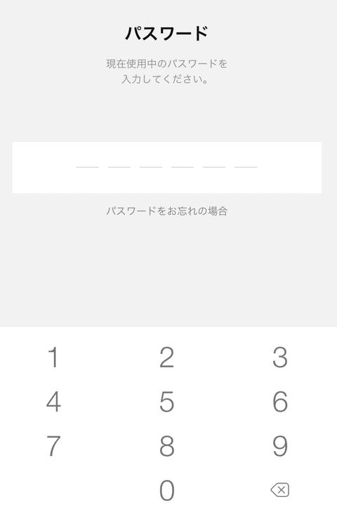 LINEペイ送金のやり方9