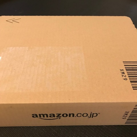 AmazonFireHD8が届いた