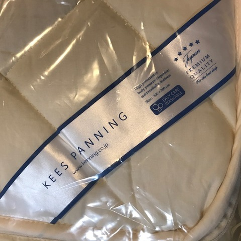東洋紡ブレスエアー洗える敷き布団3