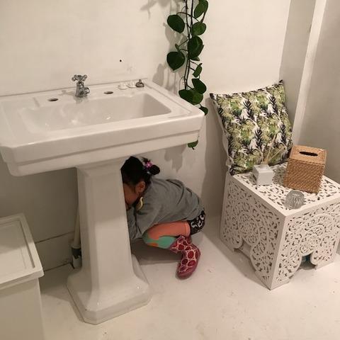渋谷ボーホードトイレ2
