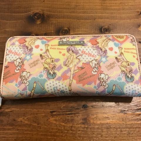 クリィミーマミ×サマンサタバサ財布