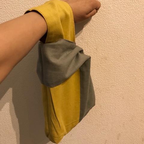 スマホも財布もまとめてヴェルソデザインhappybag5