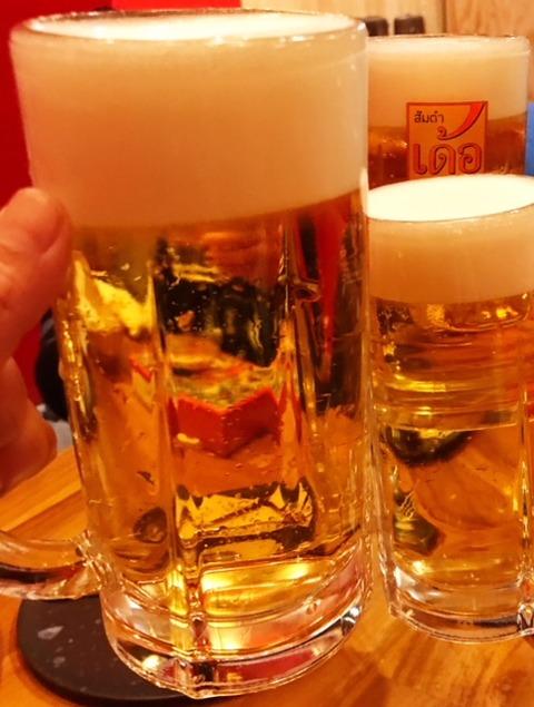 シンハー生ビール