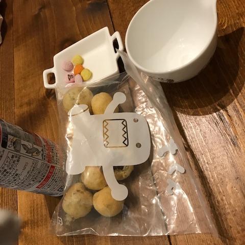 デザート手作り材料