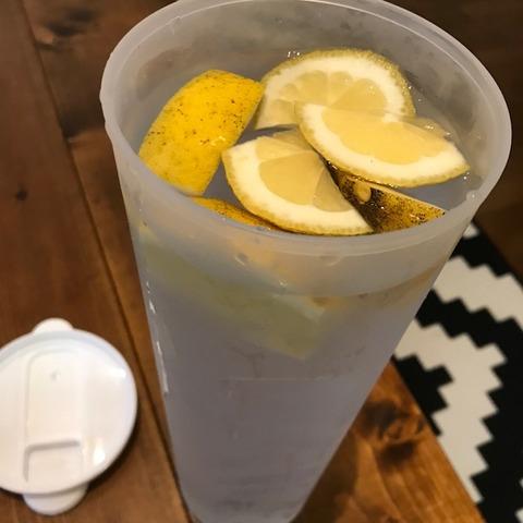 国産レモン大量消費レモンウォーター