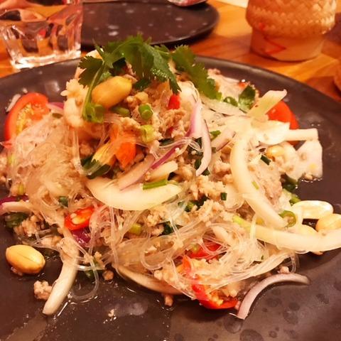 タイ料理ヤムウンセン
