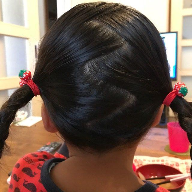 子どもの髪の分け目をギザギザにする理由【頭皮の日焼け対策】|放送 ...