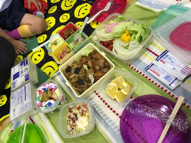 ずぼら母の運動会のお弁当\u201cセルフサンドイッチ\u201dが簡単!楽しい