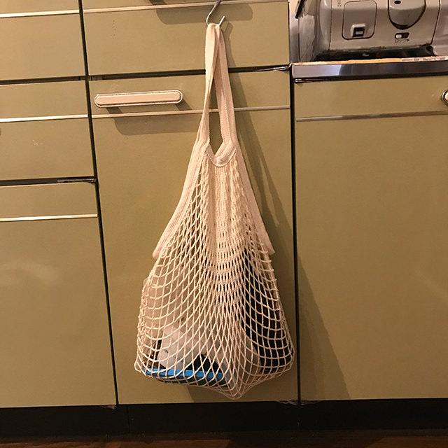 乾きにくい!タッパーの乾かし方 一時置き袋で解決