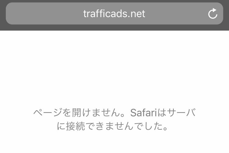 trafficads.netっていったい何