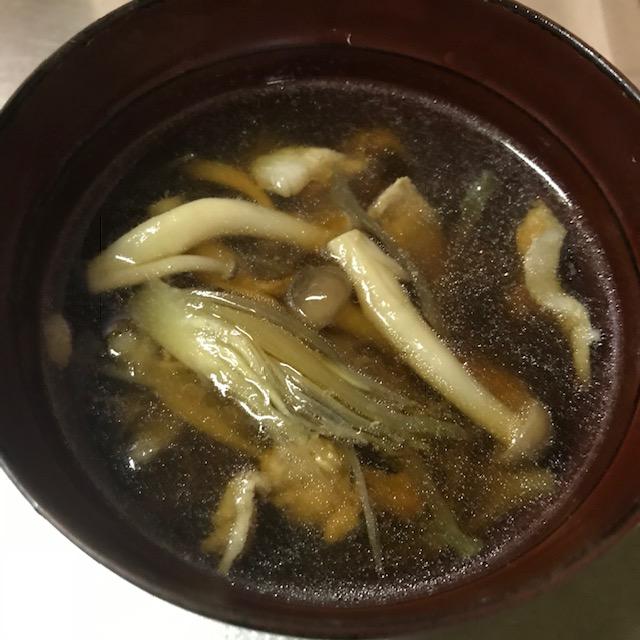 ミョウガ大量消費レシピ麺類のつけ汁