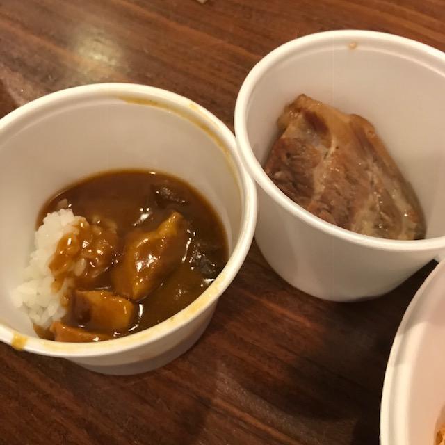 オジロックフェスティバル2018沖縄ローソン限定おでん