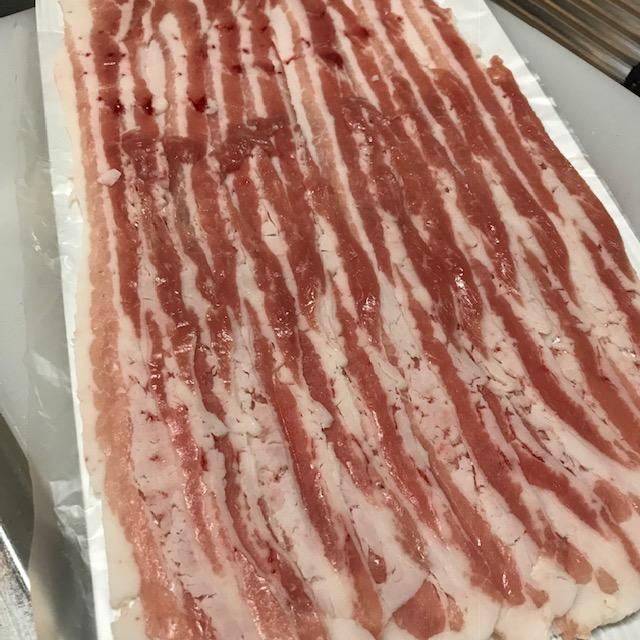クックパッドマート精肉店の豚バラ肉