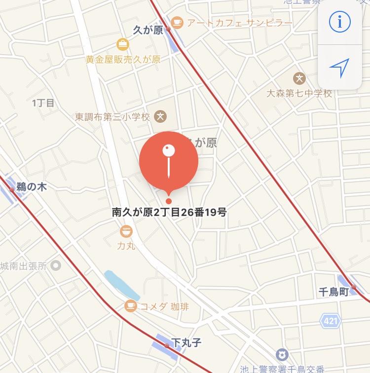 昭和のくらし博物館4駅の真ん中