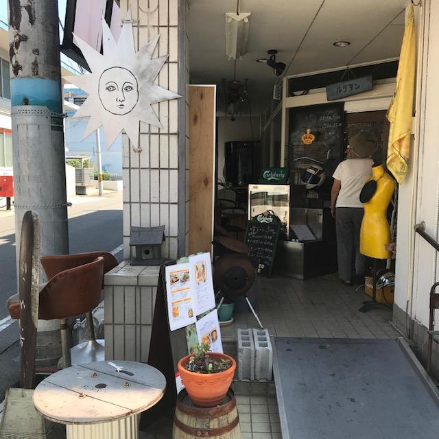 尾道因島カレールリヲン外観