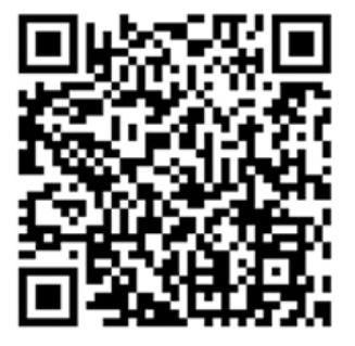 ウィズ原宿公式LINEのQRコード