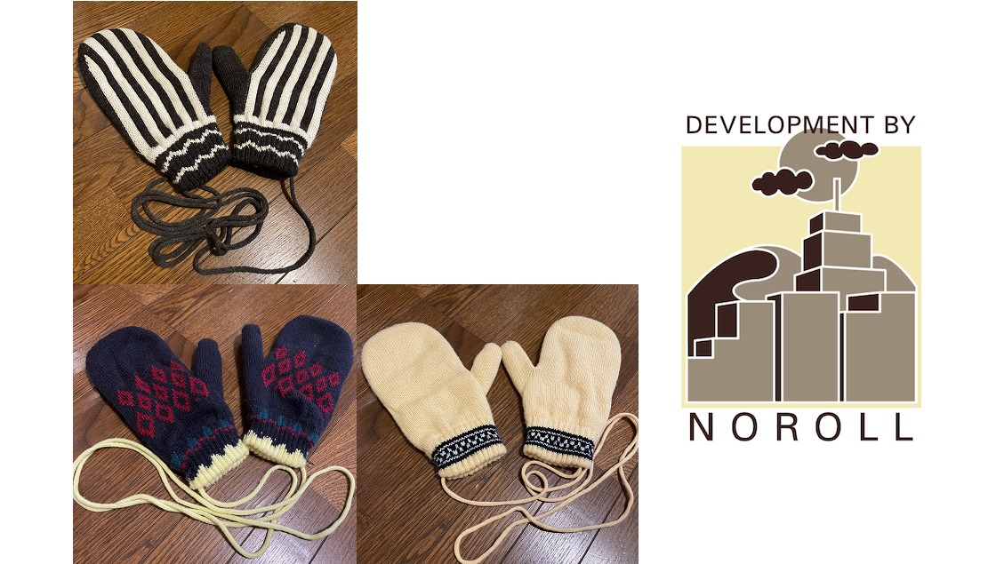 NOROLL_手袋コレクション