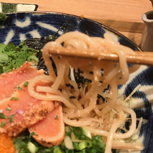 東京たらこスパゲティおいしすぎる麺の製麺所は