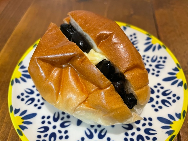 おせちの黒豆大量消費レシピ_バターパン