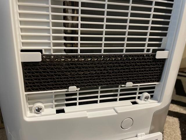 コロナ衣類乾燥除湿機CDP63Aフィルターセット