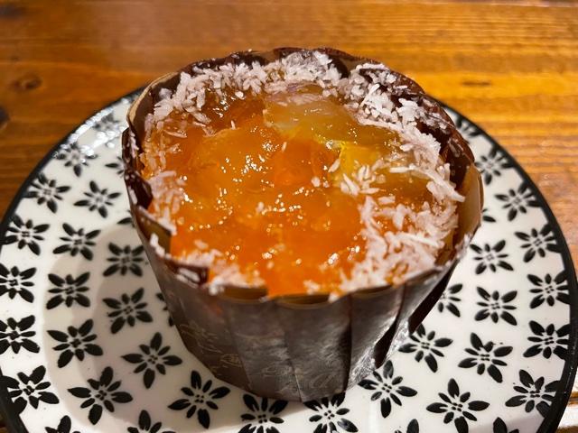 ホシフルーツフレンチカップケーキマンゴーパイン